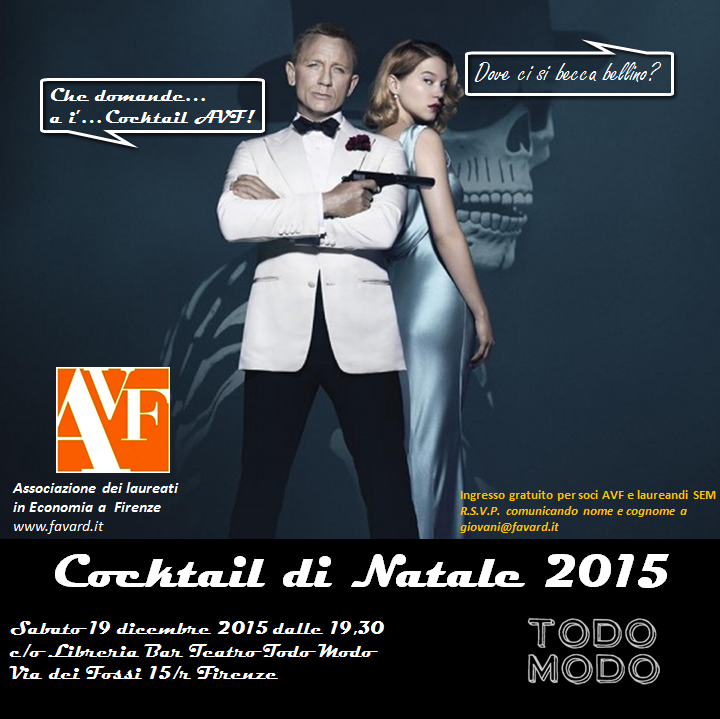 Cocktail Natale 2015
